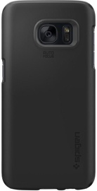 Spigen Thin Fit Ultra Thin Back Case For Samsung Galaxy S7 Black