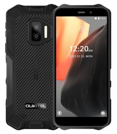Mobilais telefons Oukitel WP12, melna, 4GB/32GB
