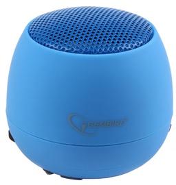 Bezvadu skaļrunis Gembird SPK-103 Blue, 2 W