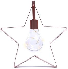 DecoKing LED Decoration Star 23x22cm