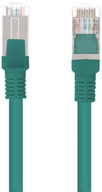 Lanberg Patch Cable FTP Cat.5 50m Green
