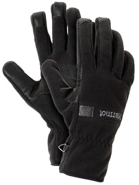 Marmot Gloves Windstopper Black XL