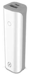 Celly Power Bank 2200mAh White