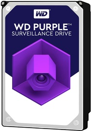 Western Digital Purple Surveillance HDD 8TB 256MB SATAIII WD82PURZ