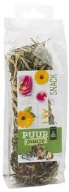 Witte Molen Puur Hay Stick With Marigold & Rose Petals 70g