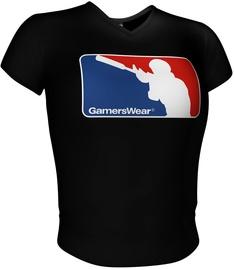 GamersWear Counter Girls Top Black S