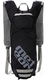Mugursoma Meteor Turano Cycling Backpack Black