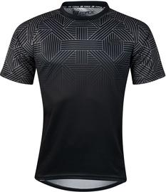 Футболка Force City Shirt Black/Grey M