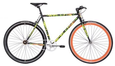 "Atala Queens RL 28"" Black Neon Yellow Matt"