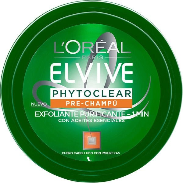 L´Oreal Paris Elvive Phytoclear Exfoliating Scrub 150ml