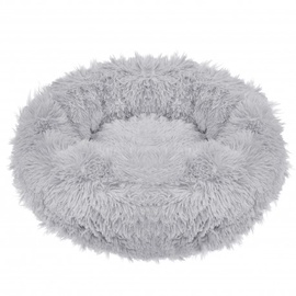 Dzīvnieku gulta Springos XXXL, pelēka, 1100 mm x 1100 mm