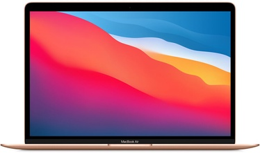 Ноутбук Apple MacBook Air Retina / M1 / RUS / Gold, 8GB/256GB, 13.3″