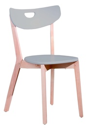 Ēdamistabas krēsls Halmar Peppi Grey