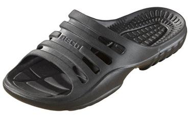 Beco Pool Slippers 90653-0 Black 43