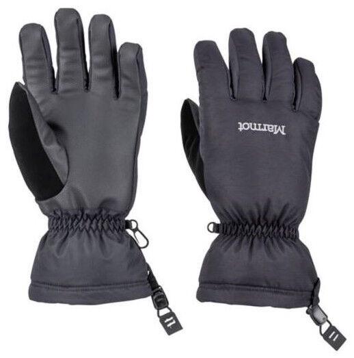 Перчатки Marmot On Piste, черный, L