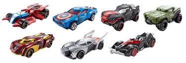 Mattel Hot Wheels Marvel 1:64 Character Car BDM71