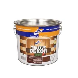Rilak Tekstur Dekor Wood Impregnant 2.7l Dark Brown