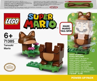 Konstruktors LEGO Super Mario Japānas jenotsuņa Mario spēju komplekts 71385, 13 gab.