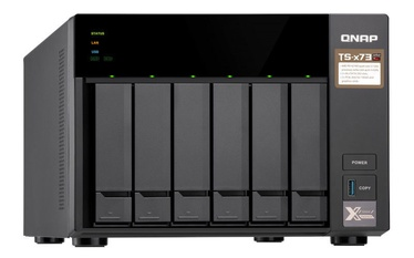 QNAP Systems TS-673-4 6-Bay