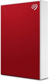 Seagate One Touch HDD 2TB Red