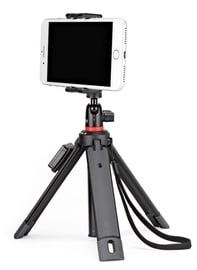 Selfiju statīvs JOBY TelePod Mobile, pelēka