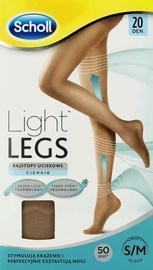 Scholl Light Legs 20 Beige S/M