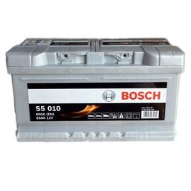 Аккумулятор Bosch S5, 12 В, 85 Ач, 800 а