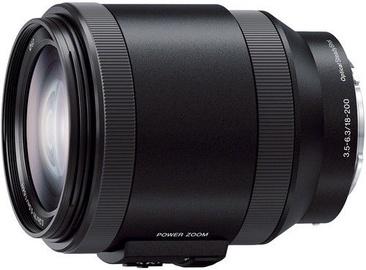 Objektīvs Sony E PZ 18-200mm F3.5-6.3 OSS Lens, 649 g