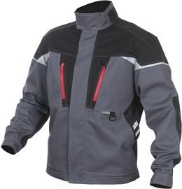 Куртка 10437, черный/серый, LS