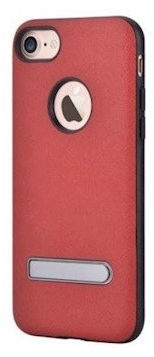 Devia iStand Back Case For Apple iPhone 7 Plus/8 Plus Red