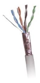 A-Lan Patch Cable F/UTP CAT5e 305m Black