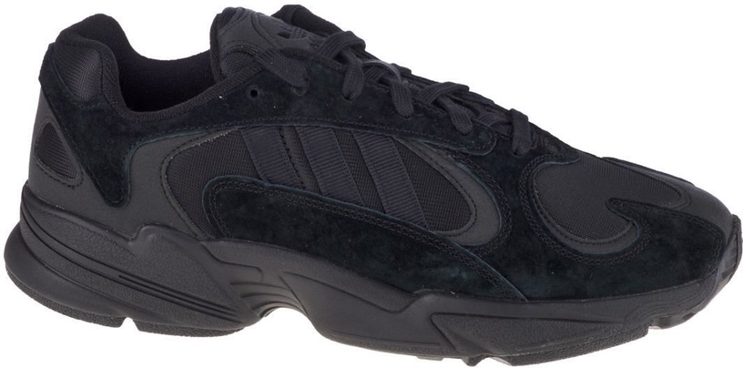 Adidas Yung-1 Shoes G27026 Black 43 1/3