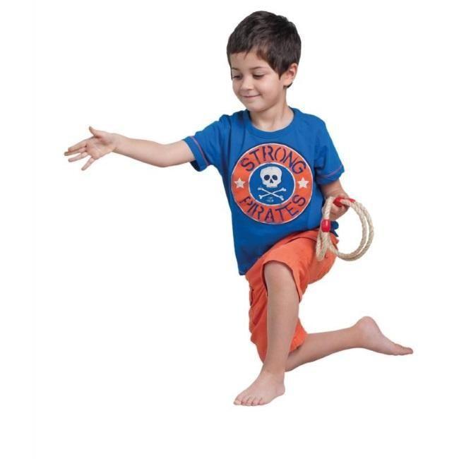 Woodyland Fun Hoopla Rings Game 91410
