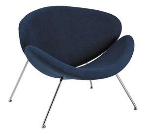 Кресло Signal Meble Major Blue, 84x49x72 см