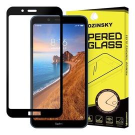 Wozinsky Full Glue Super Tough Screen Protector Full Coveraged For Xiaomi Redmi 7A Black