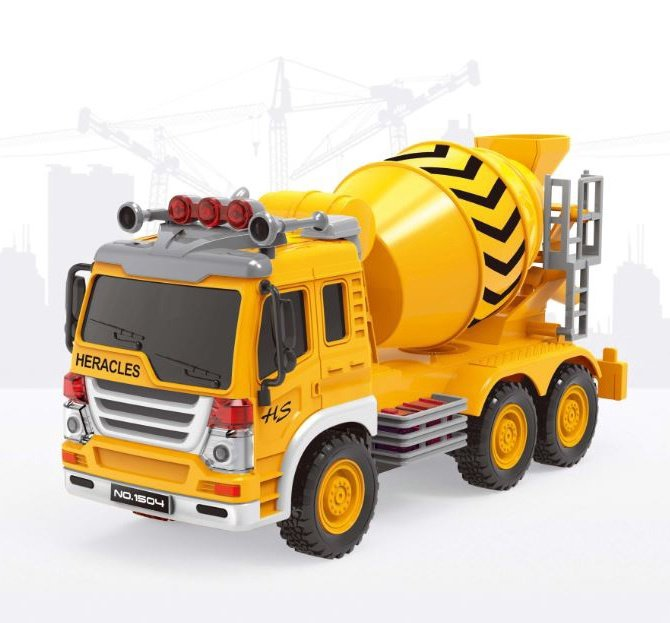 Heracles Build Up Cementr Truck 50105107