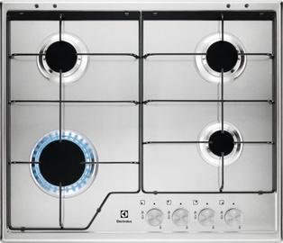 Gāzes plīts Electrolux KGS6424SX