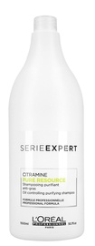 Šampūns L`Oréal Professionnel Serie Expert Pure Resource Citramine Oil Controlling Purifying, 1500 ml