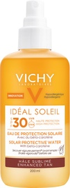 Vichy Ideal Soleil Sun Enhancing Tan SPF30 Protective Solar Water 200ml