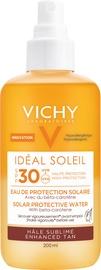 Sprejs saules aizsardzībai Vichy deal Soleil Sun Enhancing Tan Protective Solar Water SPF30, 200 ml