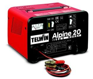 Зарядное устройство Telwin Alpine 20 Boost, 12 - 24 В, 12 а