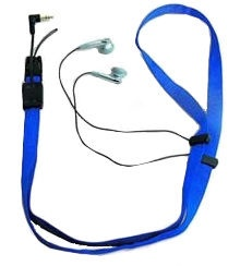 Наушники Gembird MP3A-HS-HB1 Blue