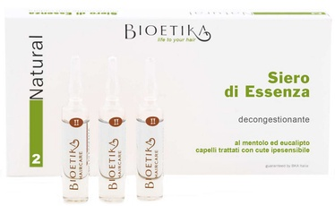 Bioetika Natural 2 Decongestant Scalp Lotion 10x10ml