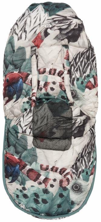 Детский спальный мешок Lodger Print BotAnimal Parrot