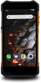 Mobilais telefons MyPhone Hammer Iron 3 Orange, 16 GB