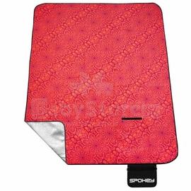 Kempinga paklājs Spokey, sarkana, 1800x1500 mm