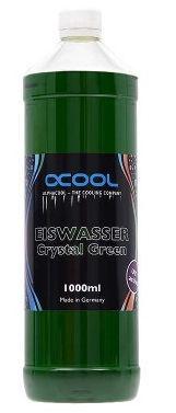 Alphacool Eiswasser Crystal Green UV-active 1L
