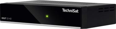 Digitālais uztvērējs TechniSat DIGIT S3 HD Black 0000/4712, 18 cm x 13 cm x 4.4 cm, melna