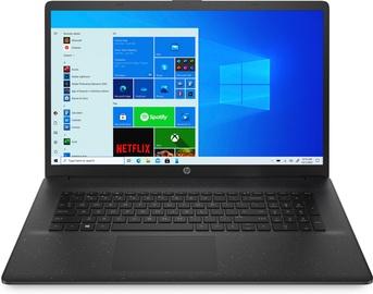 """Klēpjdators HP 17 17-CN0009NW, Intel® Celeron® N4020, 4 GB, 256 GB, 17.3 """""""