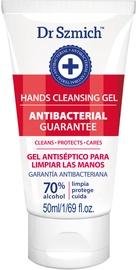 Dezinfekcijas līdzeklis roku tīrīšanai gēls Dr Szmich, 50ml